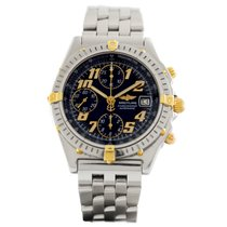 Breitling Chronomat Gold/Steel B13050.1