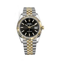 Rolex Datejust II 41 mm Stainless steel and yellow gold 126333...