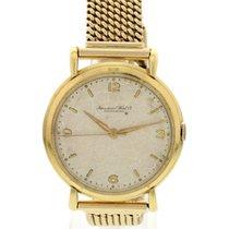 IWC Vintage IWC Schaffhausen 18k Yellow Gold Watch