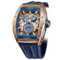 Cvstos Challenge Sea-Liner GMT Rose Gold 46mm