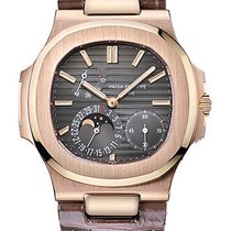 Patek Philippe Nautilus 5712R-001 Rose Gold Power Reserve...