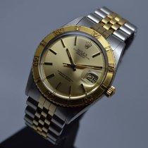 Rolex Datejust Turn-O-Graph Thunderbird 36mm Gold Steel Bicolor