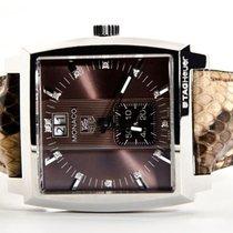 Ταγκ Χόιερ (TAG Heuer) Monaco Diamonds – Men's wristwatch