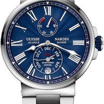 Ulysse Nardin Marine Chronometer Annual Calendar 43mm 1133-210...