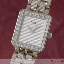 Piaget Lady 18k (0,750) Weissgold Protocole Diamanten 5355 M601d