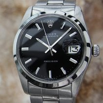 Rolex 6694 Oysterdate 1971 Vintage Manual Stainless Steel 35mm...