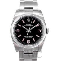 Rolex Perpetual Black/Steel Ø36mm - 116000