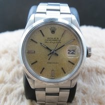 Rolex AIR KING DATE 5700 Original Tropical Texture Dial
