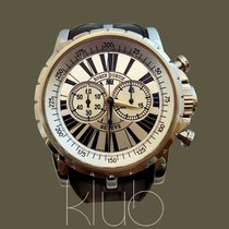 Roger Dubuis Excalibur Silver Dial