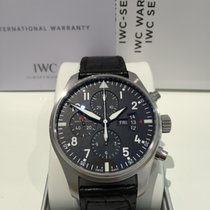 IWC Pilot Chronograph IW377701 Box Papers 2015