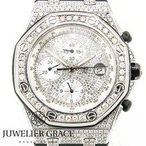 Audemars Piguet Royal Oak Offshore Chronograph Diamonds Rubber