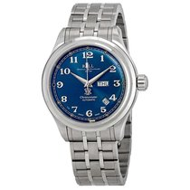 Ball Trainmaster Cleveland Express Blue Dial Automatic...