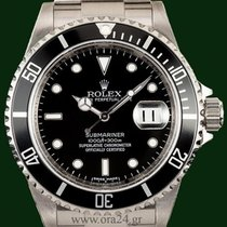 Ρολεξ (Rolex) Submariner 16610 Date RRR Engraved Serial 2008...