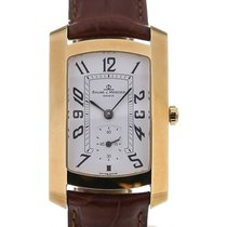 Baume & Mercier Hampton Small Second Rectangle Gold