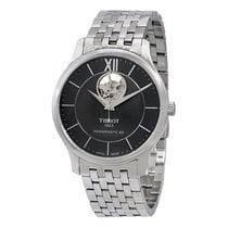 Tissot Men's T0639071105800 T-Classic Tradition Watch