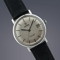 Omega Seamaster De Ville stainless steel automatic