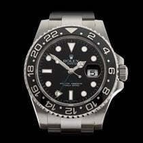 Rolex GMT-Master II Stainless Steel Gents 116710LN