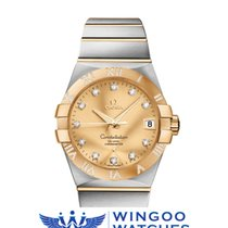 Omega - Constellation Co-Axial 38 MM Ref. 123.25.38.21.58.002