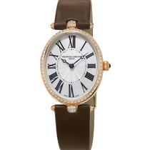 Frederique Constant Classics Art Deco Oval 18k RG Womens Watch