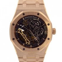 Audemars Piguet Audemars Royal Oak Skeleton unworn 15407OR