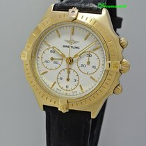 Breitling Calisto Chronograph 18k / 750 Gold 36mm