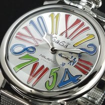 Gaga Milano SLIM 腕時計 5080.1