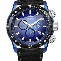 Edox Sharkman I - Limited Edition - Chronograph 10221 357BU BUV