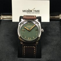 Panerai Radiomir 1940 3 Days Matte Green 47mm Limited Ed [NEW]