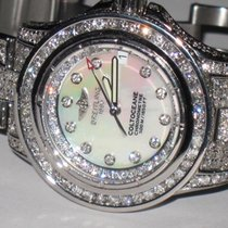 Breitling Colt Oceane Stainless Steel Diamonds