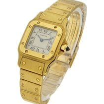 Cartier Santos Santos Square - Small Size 25mm Automatic -...