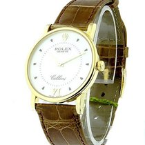 Rolex Unworn 5115/8 Cellini Classic Yellow Gold 5115/8 -...