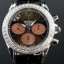 Omega De Ville Chronograph Co-Axial Lady/Diamonds