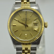 Rolex Oyster Perpetual Datejust Gold/Steel Ref. 16013 Men'...