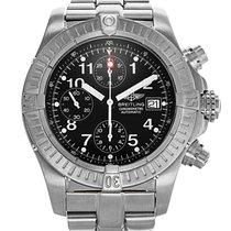 Breitling Watch Chrono Avenger E13360
