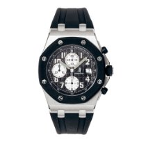 Audemars Piguet Royal Oak Offshore Chronograph Black Dial 42mm