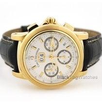 Carl F. Bucherer Patravi Annual Chronograph Date Yellow Gold
