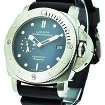 Panerai PAM00371 PAM 371 - Luminor Submersible 1950 Regatta 3...