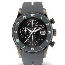 Locman Island 0620GUGY-GYW2SIA Chronograph Quarz Men's Watch