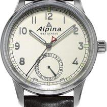 Alpina Geneve Kriegsmarine AL-710KM4E6 Herren Automatikuhr...