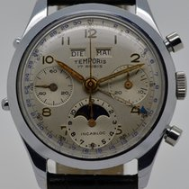 Temporis Chronograph Vollkalendarium, Jean-Claude Killy screw...