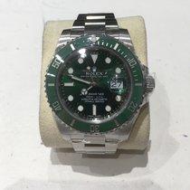 勞力士 (Rolex) [LIKE-NEW][香港行貨] 116610LV Green Submariner...