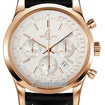 Breitling Transocean Chronograph 43mm rb015212/g738-1ld