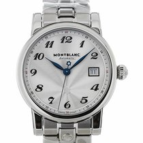 Montblanc Star 40 Automatic Steel