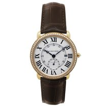 Cartier Ronde Automatic Mens Watch Ref WR007017