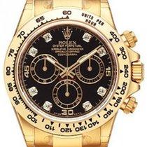 Rolex Cosmograph Daytona 116508 Black Diamond Tachymetre...