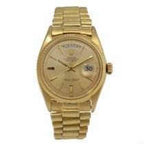 Rolex DAYDATE Y/G President Bracelet ref. 6611 B