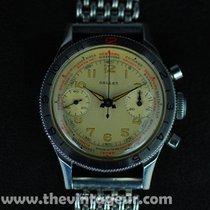 "Gallet Chronograph – Flight Officer – ""Truman"" – Military Watch"