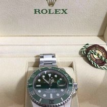 Rolex Submariner Hulk Green Date Ceramic Bezel 40 mm 116610LV