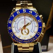 Rolex Yacht-master II yellow gold