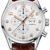 TAG Heuer Carrera Calibre 16 Automatic Chronograph 43mm...